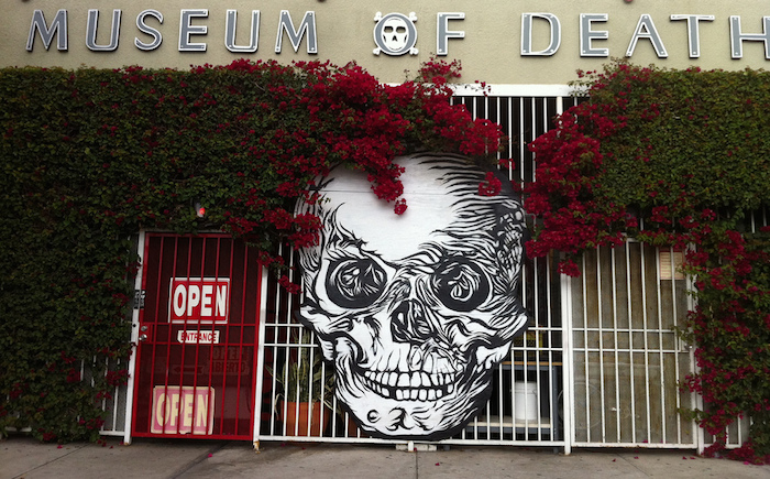 Weird LA Museums - Museum of Death