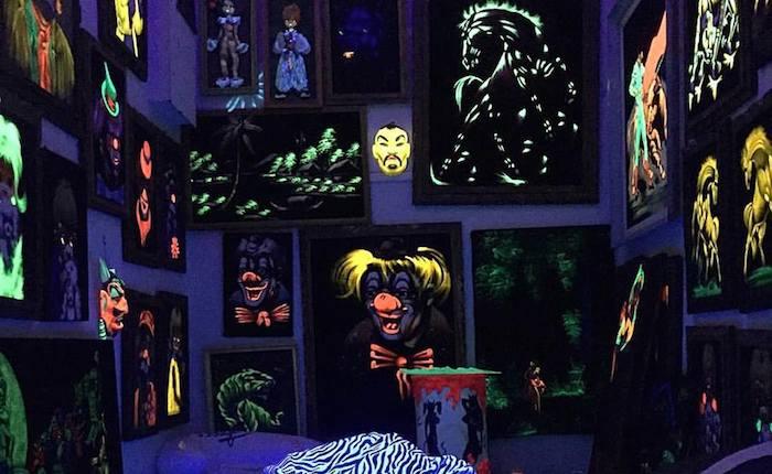 Weird LA Museums - Velveteria 2