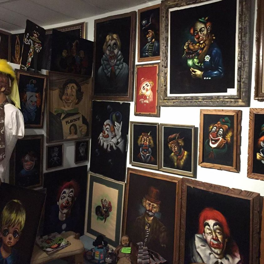 Weird LA Museums - Velveteria